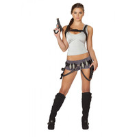 Roma Costume 4492 -  5pc Treasure Huntress Costume
