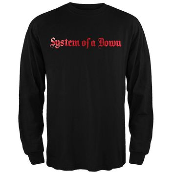 System Of A Down - Rock N Roll Killa Long Sleeve T-Shirt