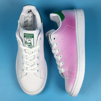 Adidas Stan Smith W Green Casual Shoes Sneaker