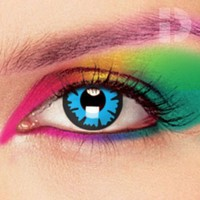 iD Lenses Wizard Coloured Contacts