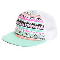 Empyre Sunrise Tribal Trucker Hat