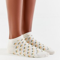 Happy Socks Small Floral Ankle Sock | Urban Outfitters