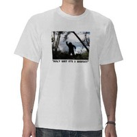 """HOLY SHIT IT'S A BIGFOOT"" TEE SHIRTS from Zazzle.com"