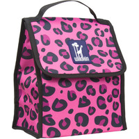 Pink Leopard Munch 'n Lunch Bag - 55214