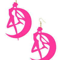 SAILOR SILHOUETTE EARRINGS