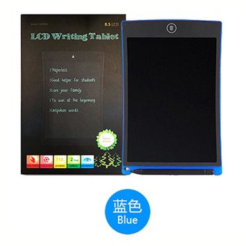 """Children 8.5""""LCD Drawing Board Electronic Writing Tablet As Whiteboard Bulletin Memo Paiting Toys For Kids Learning Education"""