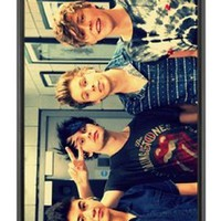 5SOS Hard Case for Apple Iphone 5C Caseiphone 5C-0893
