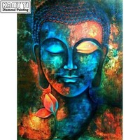 5D Diamond Painting Buddha Kit