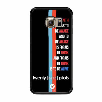 twenty one pilots car radio lyrics samsung galaxy s6 s6 edge s3 s4 s5 cases