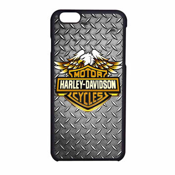 Harley Davidson Motorcycle Logo iPhone 6 Case