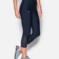 Women's UA Fly-By Capri | Under Armour US