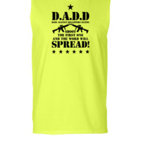 D.A.D.D - Sleeveless T-shirt