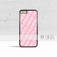 Hotline Bling Case Cover for Apple iPhone 4 4s 5 5s 5c 6 6s Plus & iPod Touch
