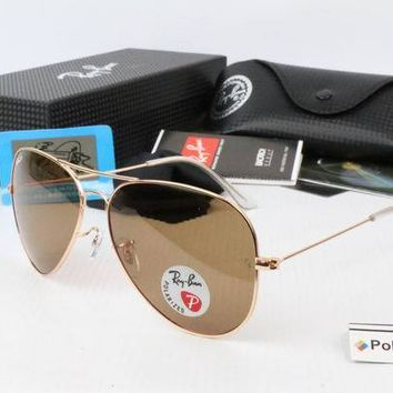 Ray.Ban Casual Popular Summer Sun Shades Eyeglasses Glasses  polarized sunglasses,5 picture can select