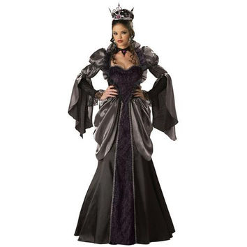 Women's Costume: Wicked Queen (IC) | Large