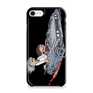 Calvin And Hobbes (back to the future) iPhone 6 | iPhone 6S Case
