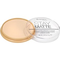 Rimmel Stay Matte Pressed Powder, Transparent | drugstore.com