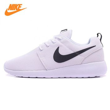 Nike Roshe Run Breathable Women's Running Shoes,Original New Arrival Women Outdoor Sports Sneakers Trainers Shoes