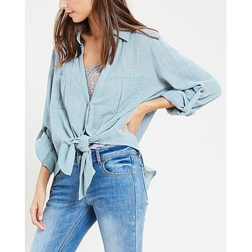 67cb0ee0 Best Linen Button Down Shirt Products on Wanelo
