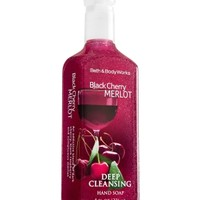 Deep Cleansing Hand Soap Black Cherry Merlot