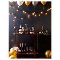 25ct Clear Globe Lights - Room Essentials™