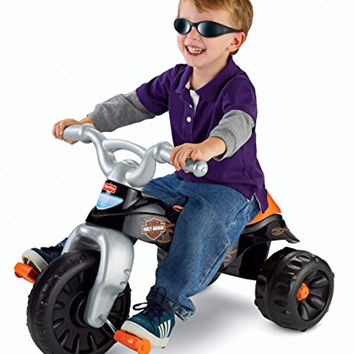 Harley-Davidson Tough Trike Ride On Toys For Kids