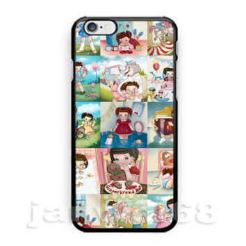 Melanie martinez Compilation For iPhone 6 6s 6+ 6s+ 7 7+ Print On Hard Case