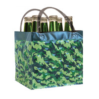 Chill It Beer Bottle Bag 6 - Camo