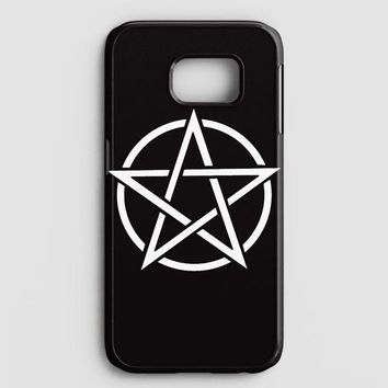 Pentagram Symbol Goth Metal Wiccan Magic Samsung Galaxy Note 8 Case