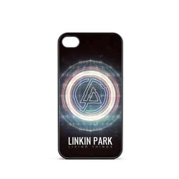 Linkin Park Living Things iPhone 4 / 4s Case