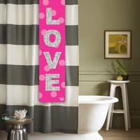 Love Shower Tag