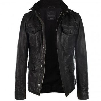 Seville Leather Jacket