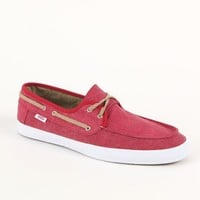 Vans Chauffeur Shoe - Mens Shoes - Red - 11
