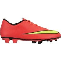 Nike Men's Hypervenom Phade FG Soccer Cleat - Red/Volt | DICK'S Sporting Goods