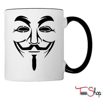 anonymus Coffee & Tea Mug