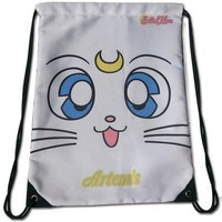 Sailor Moon - Sailor Moon S Artemis Drawstring Bag