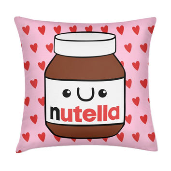 NUTELLA LOVE PILLOW - PREORDER