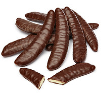 Casali Chocolate Covered Banana Creme Candy: 24-Piece Gift Box