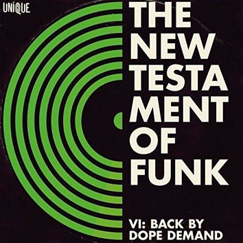 Various artists - New Testament of Funk, Vol. 6 (Back by Dope Demand)
