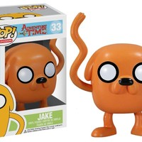 Funko POP Television: Adventure Time Jake Vinyl Figure