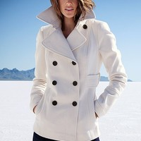 Double-breasted Peacoat - Victoria's Secret