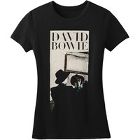 David Bowie  Reflect Girls Jr Black