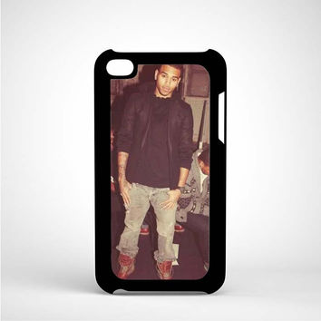 Chris Brown New Hip Hop iPod 4 Case