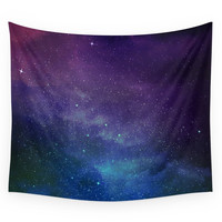 Society6 Universe Wall Tapestry