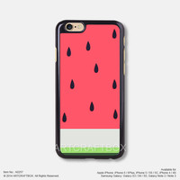 Watermelon Cute Free Shipping iPhone 6 6 Plus case iPhone 5s case iPhone 5C case 257