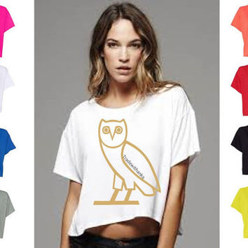 Drake tank top.Drake boxy crewneck .Crop.Owl ,Started From The Bottom.OVOXO. Also available as. Drake tshirt. Drake Shirt. Drake sweatshirt