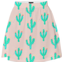 Cactus Print created by Bouffants & Broken Hearts | Print All Over Me
