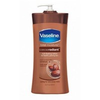 Vaseline, Total Moisture, Cocoa Radiant, Body Lotion, 20.3 oz Bottle (Pack of 3)