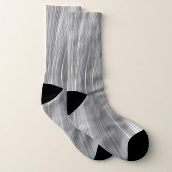 Gray Mist Driving Dreams Socks