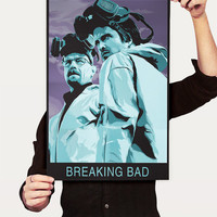 Breaking Bad poster - Television Series print 12 x 18